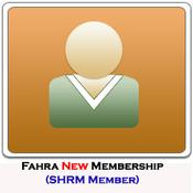 FAHRA Individual Membership /New and SHRM Member - $35
